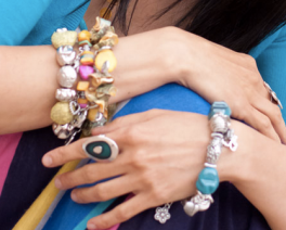 Paparazzi Bracelets and Rings